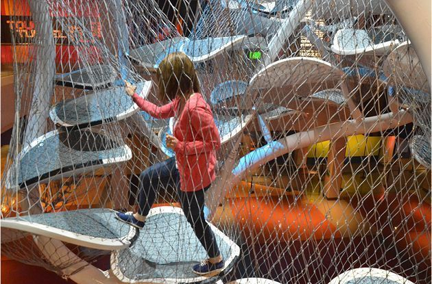 Family Outing: Liberty Science Center