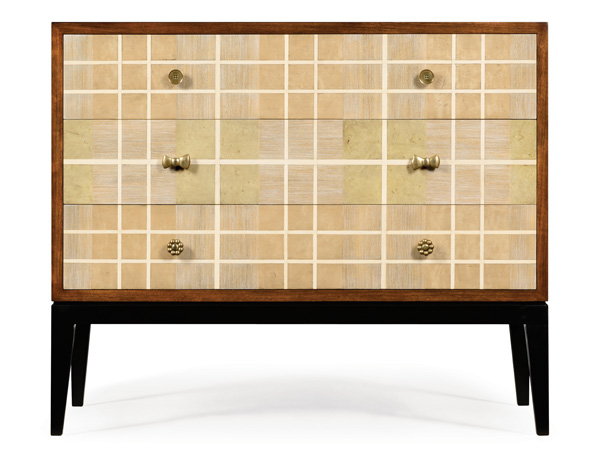 Alexander Julian's Carmel Tartan Chest