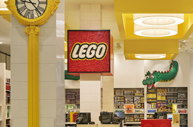 LEGO Store Flatiron Introduces Birthday Party Program
