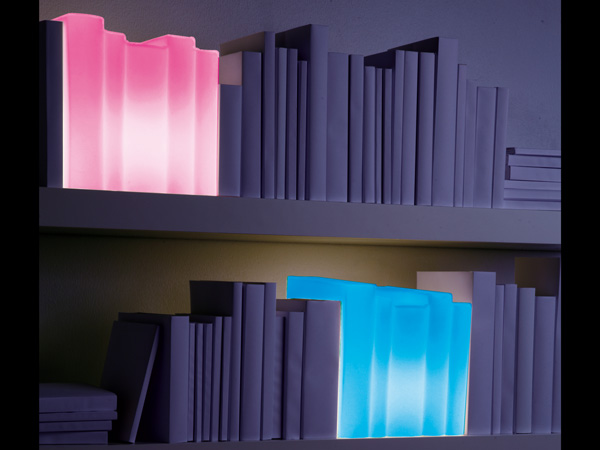 The Biblio Lamp