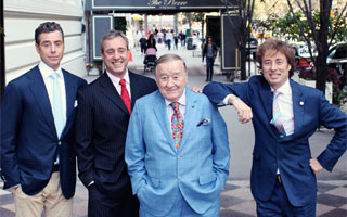 The Interview: The Le Cirque Legacy