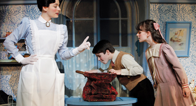 Mary Poppins: More Than Just a Nanny -- A Must-See Family Show!