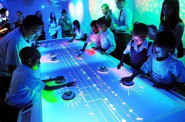 Explore Science and Technology at SONY Wonder Technology Lab