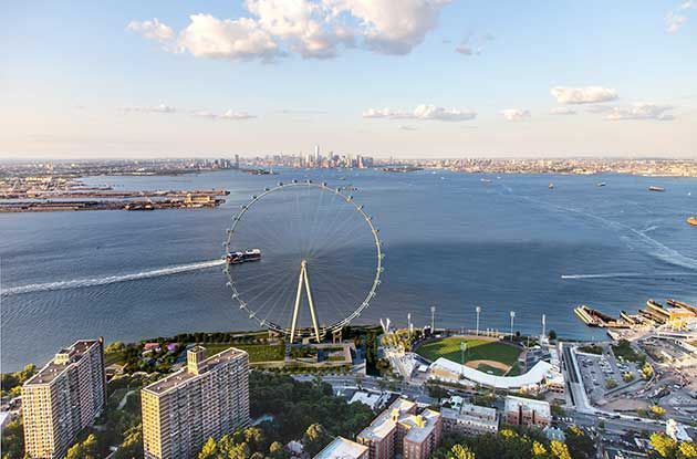New York Wheel: A Massive New Attraction Coming to Staten Island
