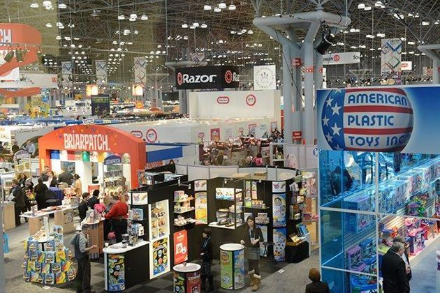 Kids Can Go to Toy Fair in 2016!