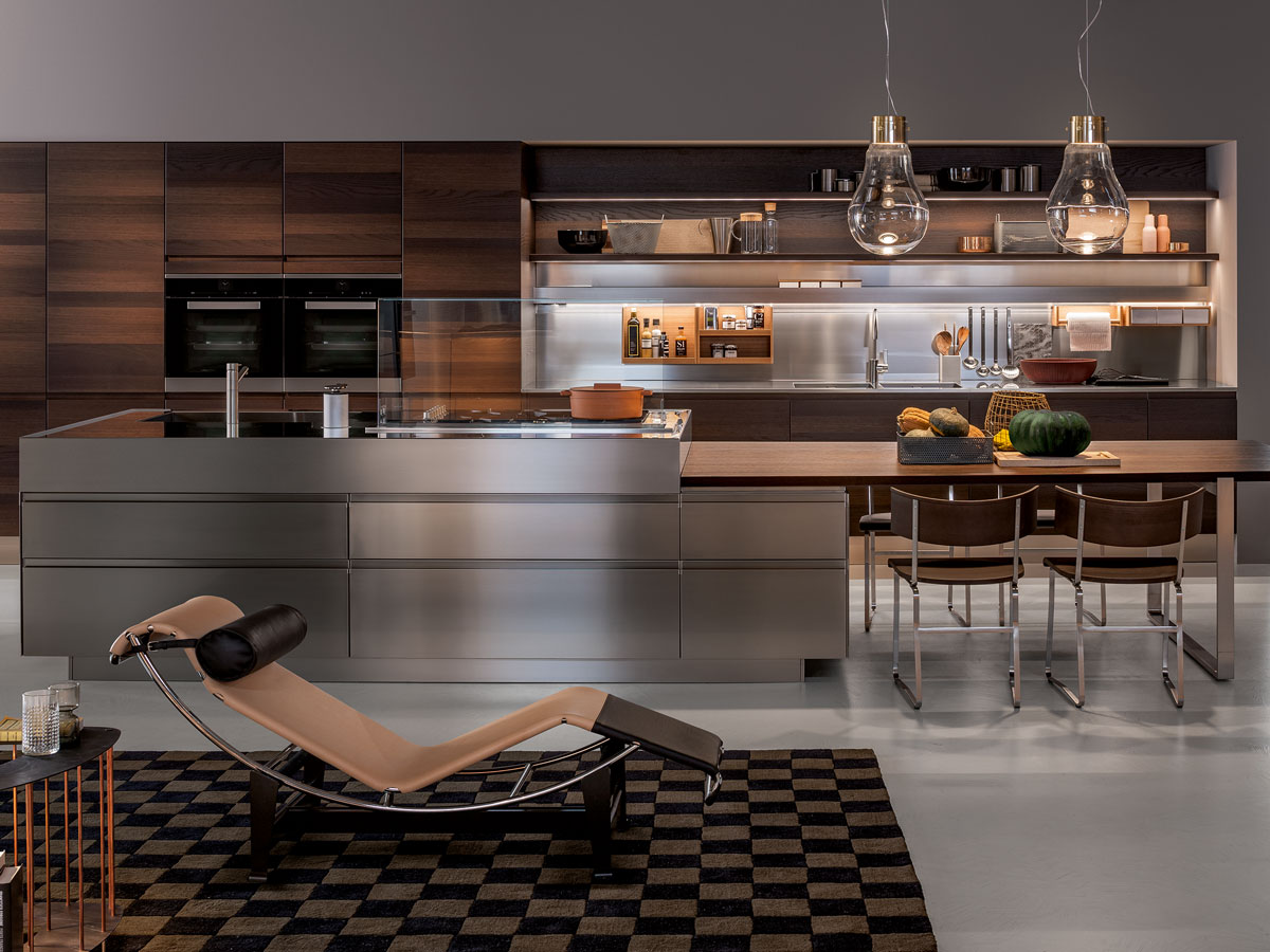 Arclinea New York Is An Italian Born Company Dedicated To Creating Iconic Kitchens New York Spaces