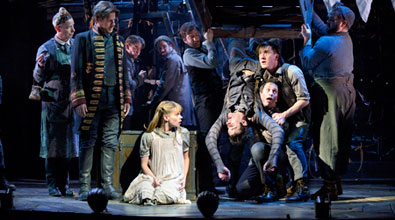 Peter and the Starcatcher: Now Off-Broadway, Still Off-the-Wall & Out of This World