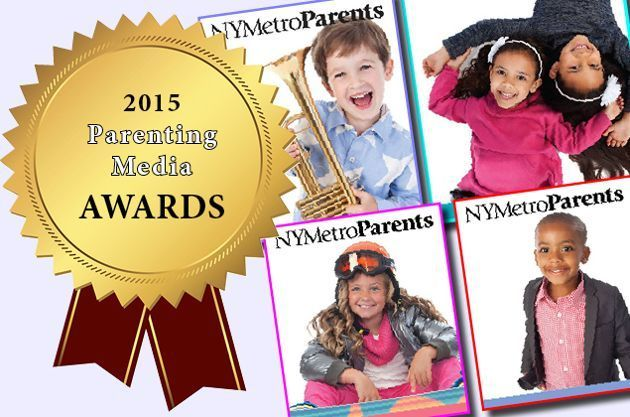 NYMetroParents Wins 17 Awards at 2015 Parenting Media Association Banquet