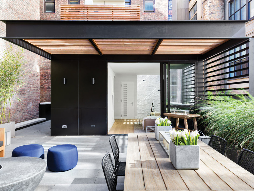 Workshop APD Designs a Chic Home in the West Village Complex Known ...