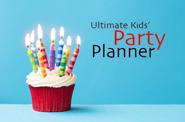Fairfield County, CT's Kids' Birthday Party Guide