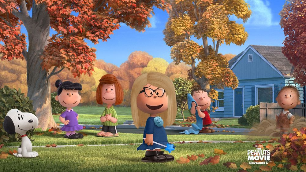 New York City Celebrates 'The Peanuts Movie' with Events Citywide