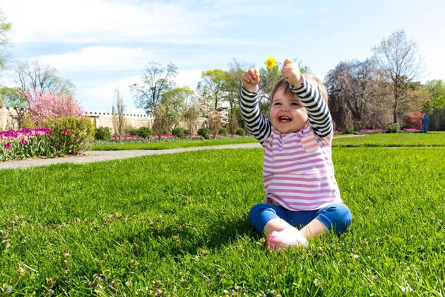 Tips for Photographing Kids at Play