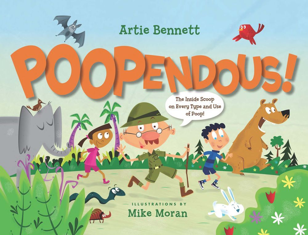 Poopendous by Artie Bennett