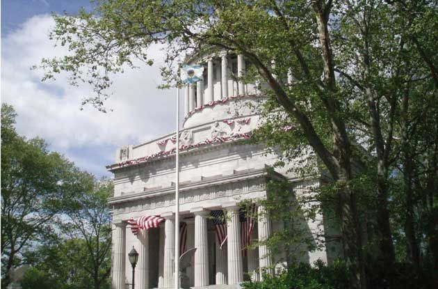 Presidential Landmarks in the New York Area