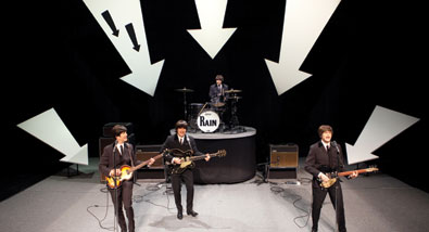 RAIN – A Tribute to the Beatles - One Theatre Says Good-Bye, and Another Says Hello!