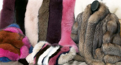 Shop NYC: Winter Shopping from Furs to Outdoor Equipment