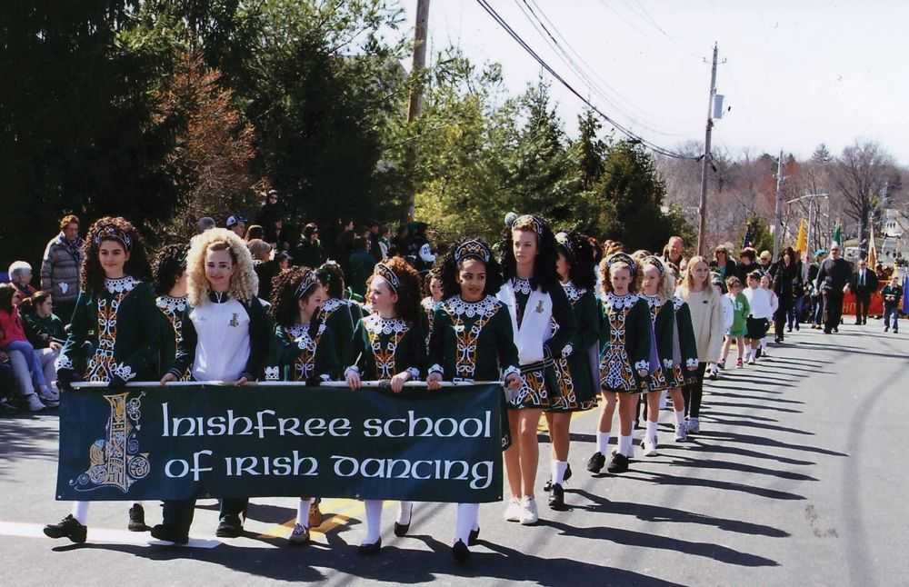 Pearl River St. Patrick's Day Parade