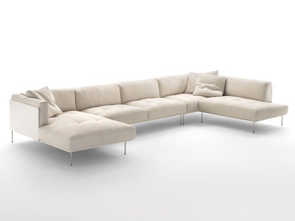 Rod Sectional Sofa