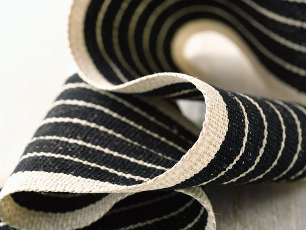 Handcrafted Linen Tape Trim