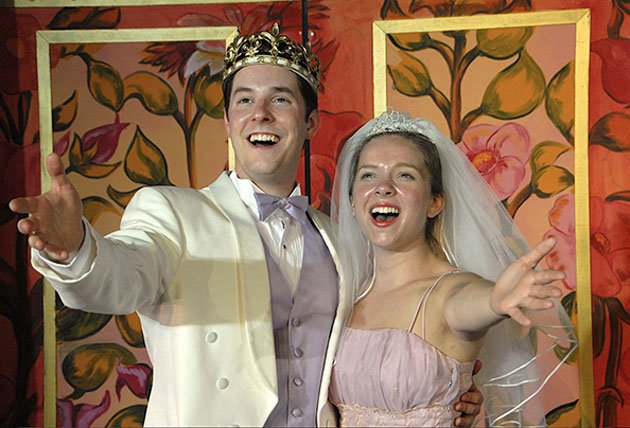 Summer Theater Performances for Youth in New Canaan