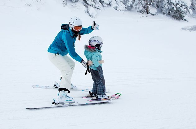 Family-Friendly Ski Mountains and Resorts in the Northeast - 2011 Where To Guide