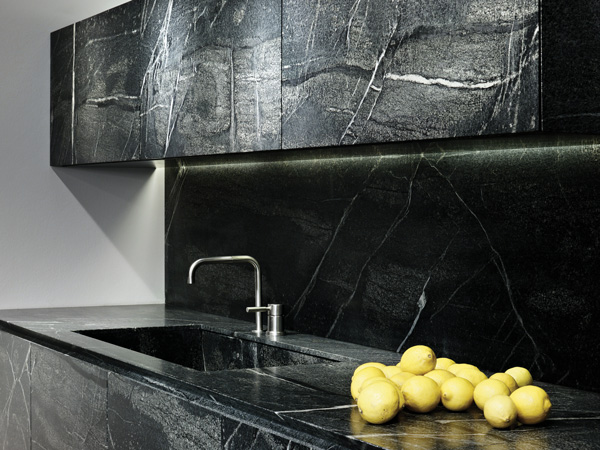 Soapstone Patinate Kitchen