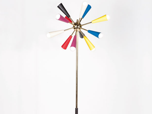 Stilnovo Sputnik Piantana Floor Lamp