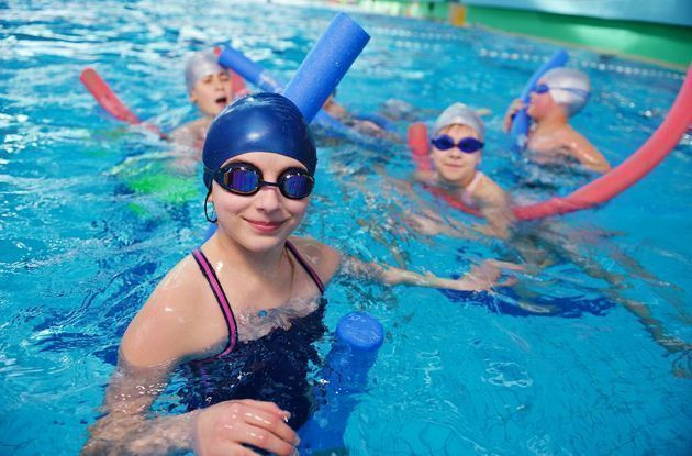 Swimming Lessons and Programs for Kids in Manhattan, NYC