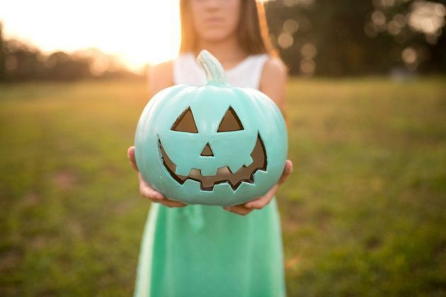 Join the Teal Pumpkin Project to make Halloween Allergen-friendly