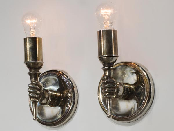 Hand Sconce