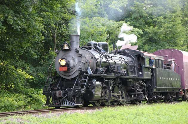A Guide To Train Exhibits, Train Museums, And Rail Rides