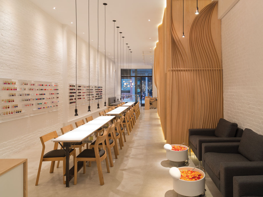 If an hour away is all you can spare, indulge yourself in one of Jin Soon's four locations. Started in 1999 by Jin Soon Choi, the salons are airy, serene, and beautifully lit. The Flower Petal Float revives your spirit as you soak in basins filled with rose petals and rose essential oil.