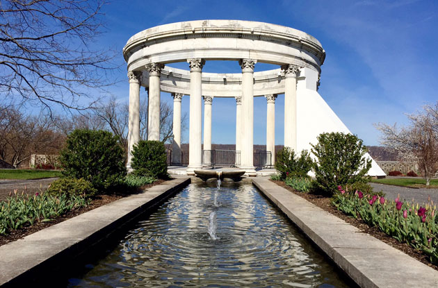 A Visit to Untermyer Gardens in Yonkers