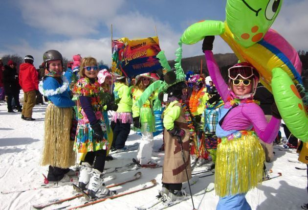 2016 Winter Festivals in New York State