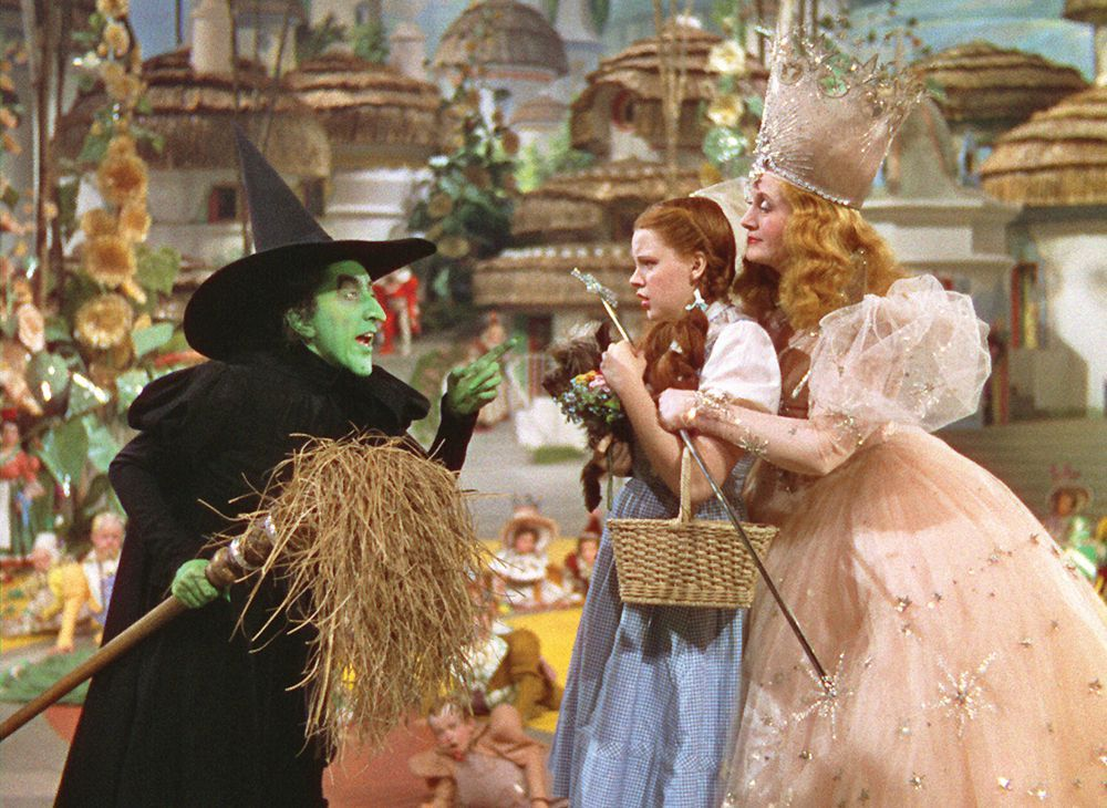The Wizard of Oz movie