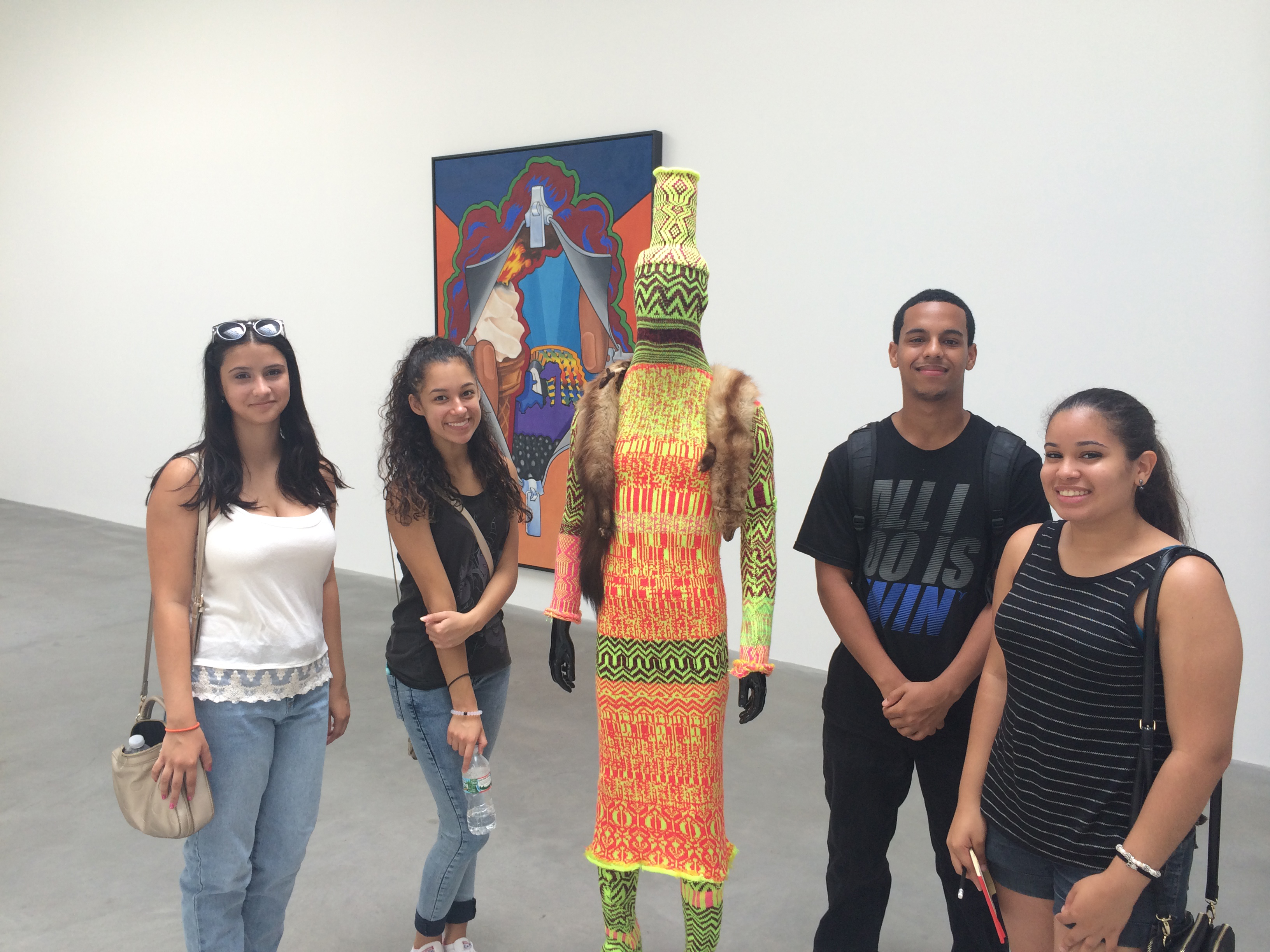 The American Folk Art Museum is Accepting Applications for its Youth Art Connection