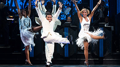 New Shows, New Stars & Proven Hits Mix It Up on the Great White Way!