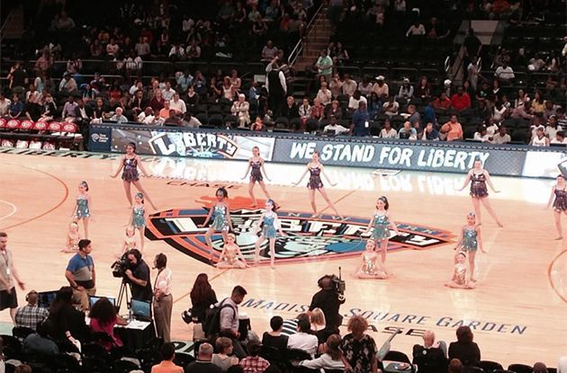 All Star Studio Offers MSG Half-Time Performance Clinic