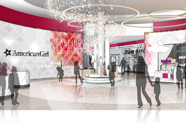 American Girl is Revamping Store Model with New Rockefeller Center Store