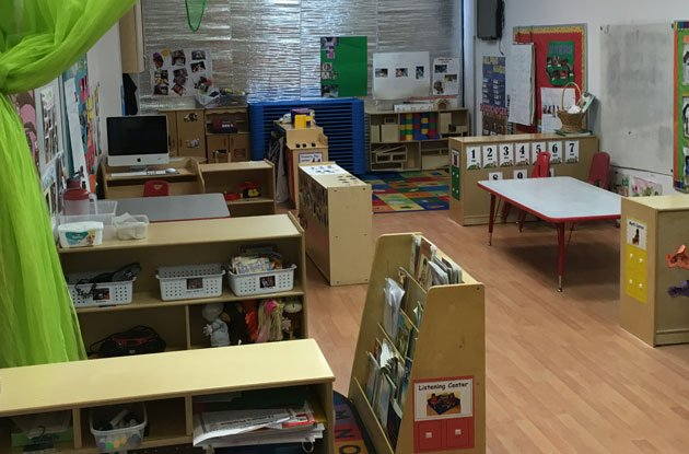 Day Care Launches Kindergarten Readiness Program