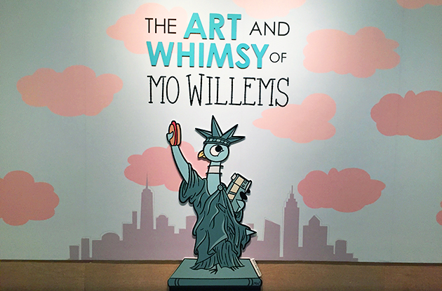 The New-York Historical Society Opens an Exhibit Dedicated to Children's Author Mo Willems