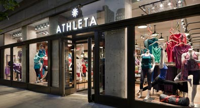 Available at Athleta in January