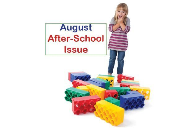 August 2015 Table of Contents