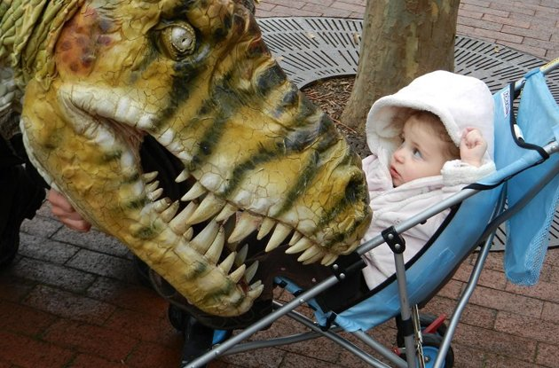 Family Outing: Field Station: Dinosaurs - NYMetroParents