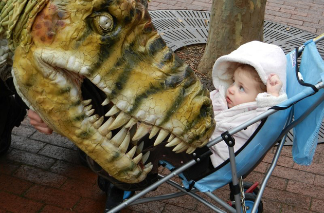 Family Outing: Field Station: Dinosaurs
