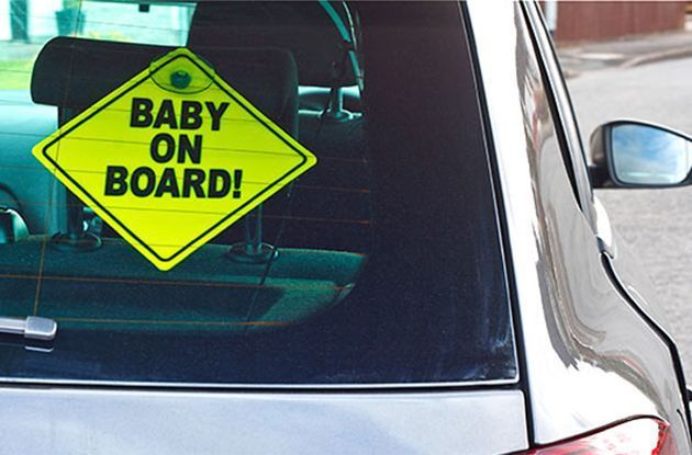 Advice for New Parents Driving with Infants