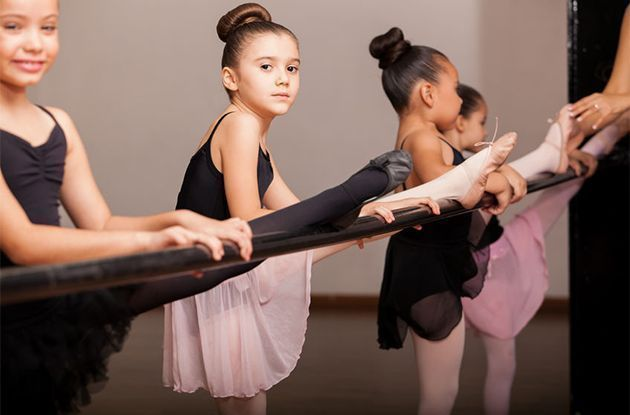 Dance and Gymnastics Classes for Kids in the New York Metro Area