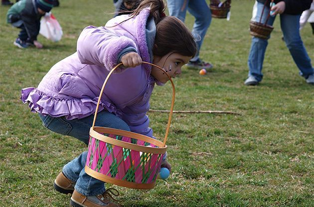 Easter Celebrations and Egg Hunts in Nassau County