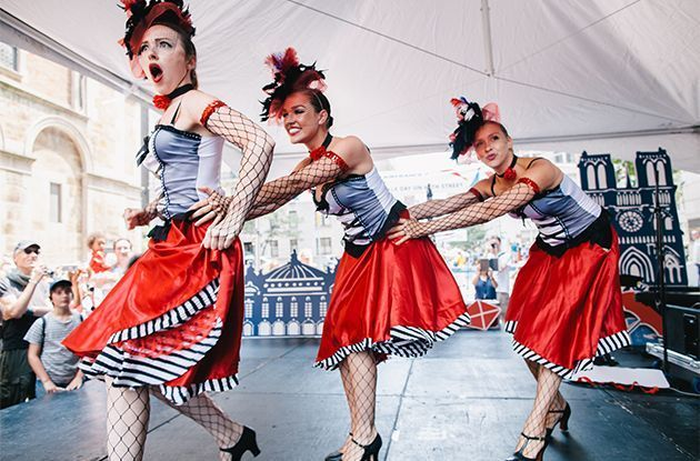 Cultural Festivals in the New York Metro Area