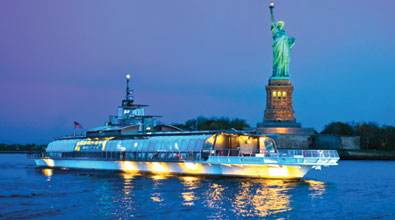 Bateaux New York - High-Class Dining With the Best Views in NYC
